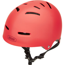 Nutcase Zone Helmet red matte